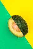 Fresh avocado Royalty Free Stock Photography