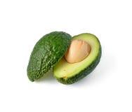 Fresh avocado Royalty Free Stock Photos