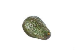 Fresh avocado. Isolated on white background Stock Photo
