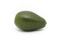 Fresh avocado isolated on a white background Stock Image