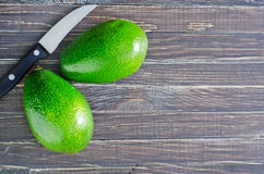Fresh avocado Royalty Free Stock Photo