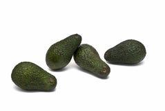 Fresh avocados. stock photography