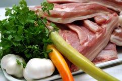 Fresh bacon Stock Images