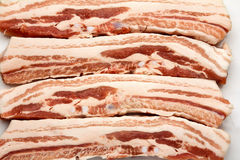 Fresh bacon. Stock Photography