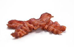 The fresh bacon Royalty Free Stock Photography