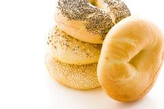 Fresh bagels Royalty Free Stock Image