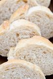 Fresh baguette Stock Images