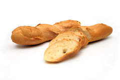 Fresh baguette Royalty Free Stock Photography