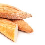 Fresh baguette Stock Image