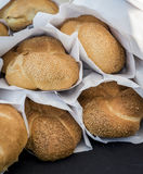 Fresh baguettes Royalty Free Stock Photography