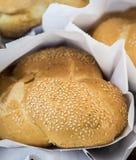 Fresh baguettes Stock Image