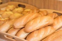 Fresh bake bread Stock Images