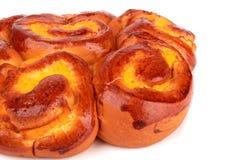 Bake cinnamon Stock Images