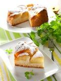 Fresh baked apple pie Royalty Free Stock Photo