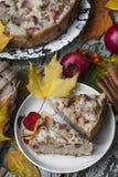 Fresh baked apple pie Royalty Free Stock Image