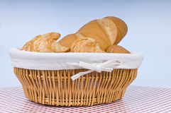 Fresh baked bread Stock Image