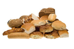 Fresh baked bread Royalty Free Stock Images