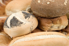Fresh Baked Bread Royalty Free Stock Photography