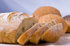 Fresh-baked bread, Stock Photography