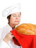 Fresh Baked Bread Stock Image