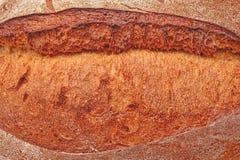 Fresh baked bread crust Stock Photos