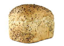 Fresh baked bread loaf Royalty Free Stock Images