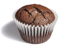 Fresh baked Chocolate Muffin Royalty Free Stock Photography