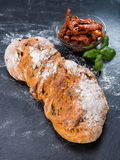 Fresh baked Ciabatta Stock Image