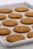 Fresh baked cookies Stock Photos