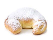 Fresh Baked Croissant Stock Photo