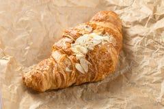 Fresh baked croissants Stock Photography