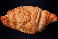 Fresh baked croissants Royalty Free Stock Photos