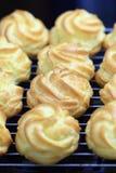 Fresh Baked E'clair Stock Photos