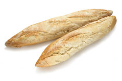 Fresh baked Gallego bread Royalty Free Stock Photography