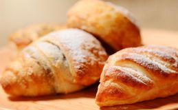 Fresh baked goods Royalty Free Stock Image