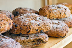 Fresh baked granary bread Royalty Free Stock Photo
