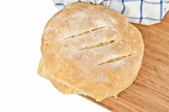 Fresh baked home made bread Royalty Free Stock Image