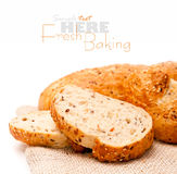 Fresh-baked  loaf Royalty Free Stock Photo