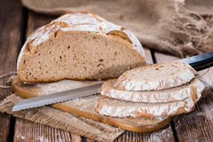 Fresh baked Loaf of Bread Royalty Free Stock Photo