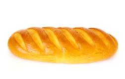 Fresh-baked long loaf Stock Image