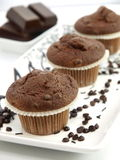 Fresh Baked Muffins Stock Image