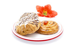 Fresh Baked Pastries Royalty Free Stock Photos