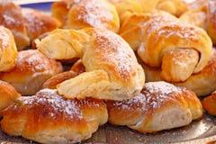 Fresh baked pastry Royalty Free Stock Photo