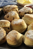Fresh Baked Scones Royalty Free Stock Photo