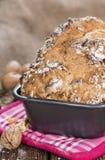 Fresh baked Walnut Bread Royalty Free Stock Image