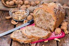 Fresh baked Walnut Bread Royalty Free Stock Photography