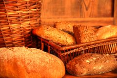 Fresh bakery Royalty Free Stock Photography