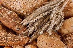 Fresh bakery products Stock Photos