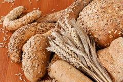 Fresh bakery products Stock Image