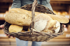 Fresh bakes bread Royalty Free Stock Photos